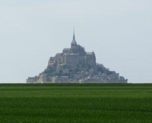 Lezingen over Leylijnen en krachtplaatsen - Mont Saint Michel