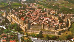 Carcassonne in het land van de Katharen